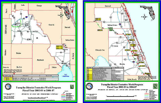 How GIS is used inside Florida's Turnpike Enterprise